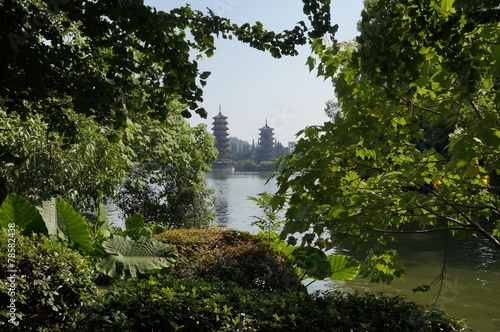 Foto op Canvas Guilin guilin landscape7