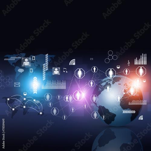 Global Business Communication Background