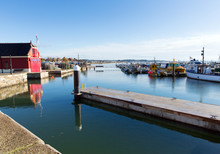 Poole Harbour And Quay Dorset ...