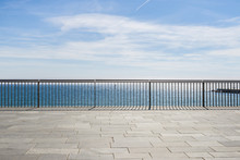 Seafront  In Barcelona