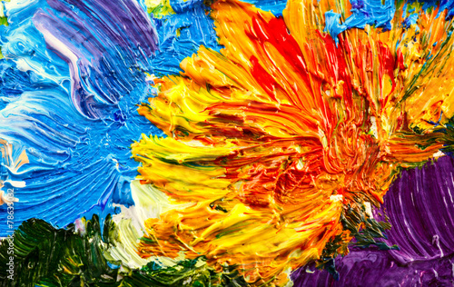 abstract-background-oil-painting