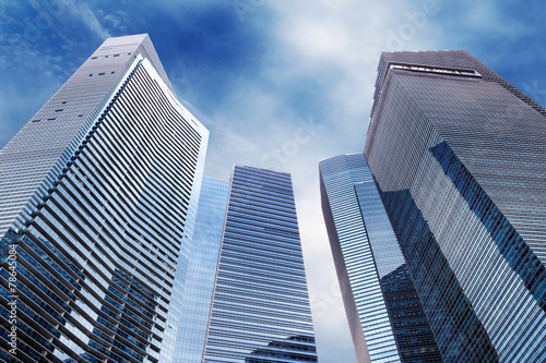 Foto  modern architecture