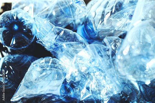 Fotografia, Obraz  Plastic bottles