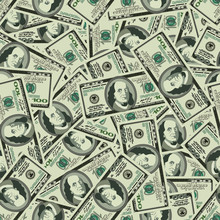 Money Seamless  Background Tex...