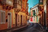 Fototapeta Uliczki - Gozo island