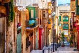 Ulica miasta Valletta - 78736826