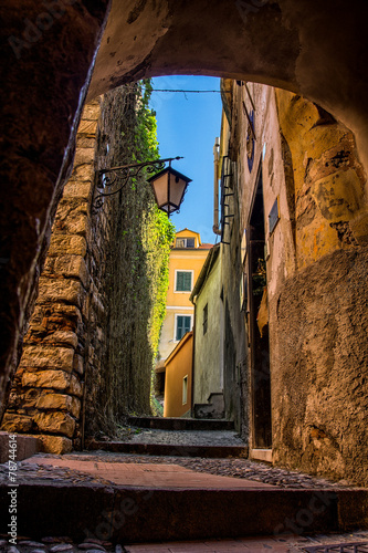 Staande foto Liguria Cervo, Imperia, Liguria, Italia