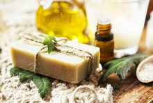 Olive Oil Soap Spa Therapy