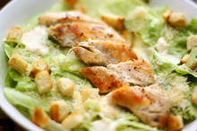 Cesar Salad With Chicken