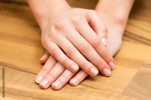 Fotografie, Obraz  Hand and nail care