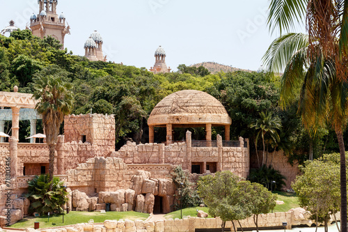 Foto op Canvas Sun City, The Palace of Lost City, South Africa