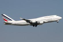 Boeing 747 Au Décollage