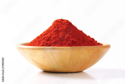 Recess Fitting Spices Paprika powder