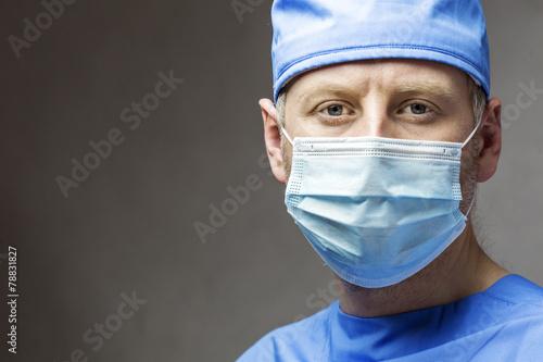 Fotografía  Surgeon portrait