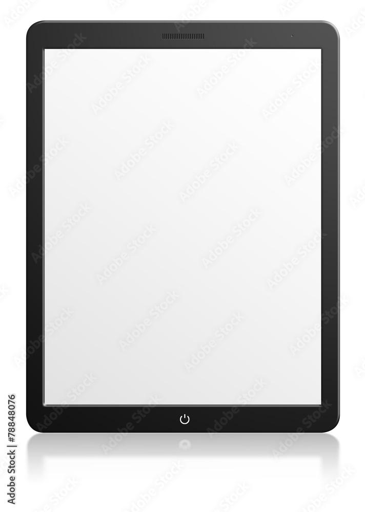 Fototapeta Modern computer tablet with blank screen