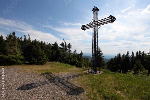Foto auf Gartenposter Gebirge Foi