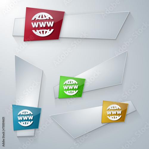 Fotografie, Obraz  business_icons_template_77