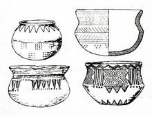 Abashevo Culture Corded Ware C...