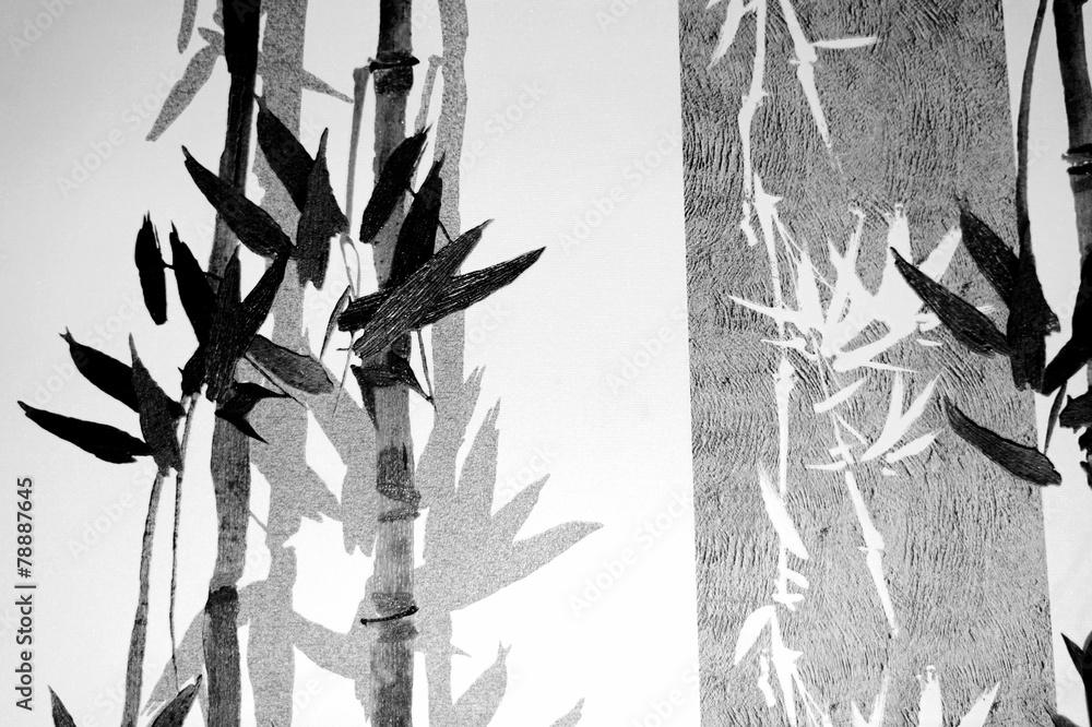 Bambus / Tekstura