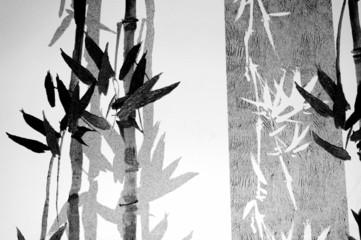Fototapeta samoprzylepna Bamboo / Texture
