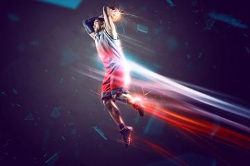 Fototapeta Koszykówka Basketball