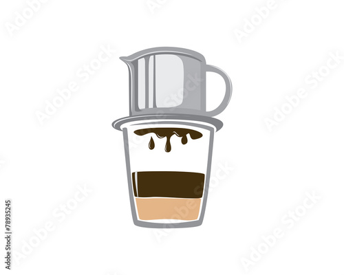Coffee Drip Buy This Stock Vector And Explore Similar Vectors At Adobe Stock Adobe Stock
