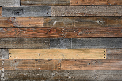 Tuinposter Hout Old vintage wood textured
