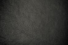 Dark Grunge Scratched Leather ...