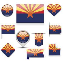Arizona Flag Collection