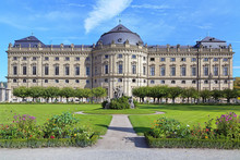 South Wing Of The Wurzburg Res...