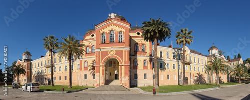 Valokuva  monastery