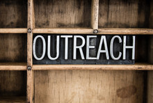Outreach Concept Metal Letterp...
