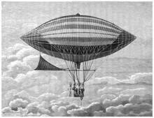 Airship - Ballon Dirigeable - ...