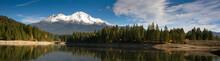 Mt Shasta Mountain Siskiyou La...