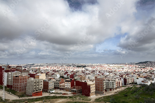 Recess Fitting Morocco Views from the top Tanger City