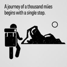 A Journey To A Thousand Miles ...