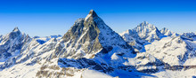 Matterhorn, Swiss Alps - Panor...