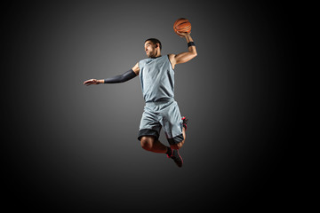 FototapetaBasketball Player