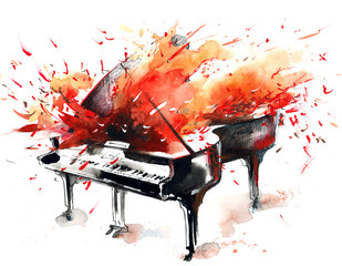 Plakat music