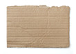 canvas print picture - Cardboard piece