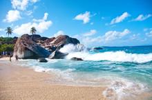 The Baths At Virgin Gorda (Tortola) - Caribbean