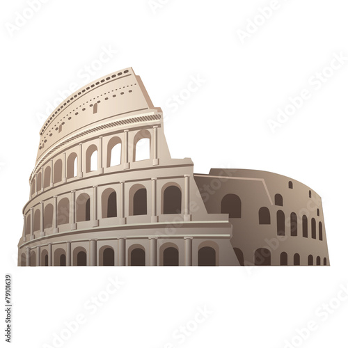 coliseum Fototapeta