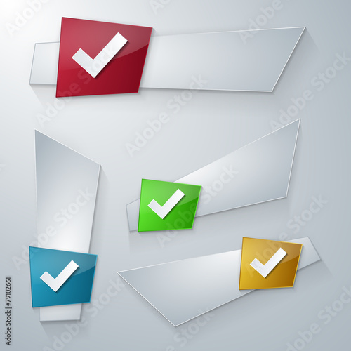 Fotografie, Obraz  business_icons_template_129