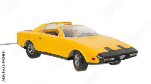 Altes Autospielzeug Blechspielzeug