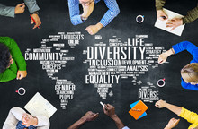 Diversity Ethnicity World Glob...