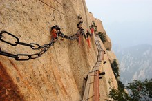Dangerous Walkway At Top Of Ho...