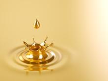 Gold Crown Splash