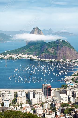 Photo  Sugar Loaf Mountain in Rio de Janeiro