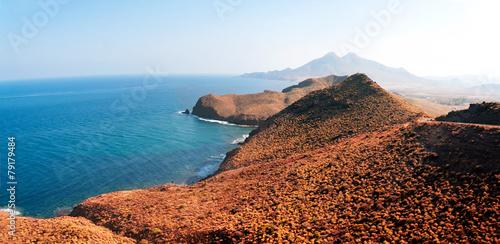 Mediterranean coast, province of Almeria, Spain