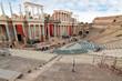 amphitheatre, Merida, Spain
